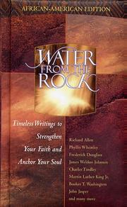 Cover of: Water from the Rock | Richard Allen