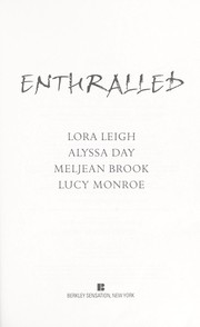 Cover of: Enthralled