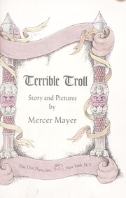 Cover of: Terrible troll; |