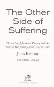 Cover of: The other side of suffering | John Ramsey