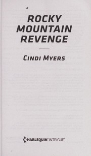 Cover of: Rocky Mountain revenge
