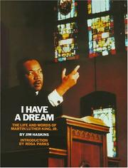 Cover of: I have a dream