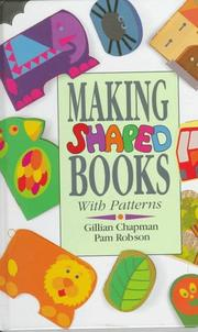 Cover of: Making shaped books