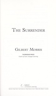 Cover of: The surrender