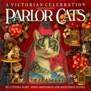 Cover of: Parlor cats: a Victorian celebration