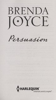 Cover of: Persuasion