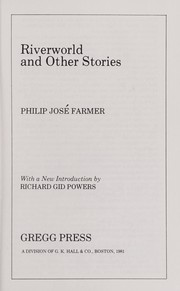 Cover of: Riverworld and other stories