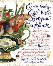 Cover of: Everybody eats well in Belgium cookbook