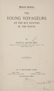 Cover of: The young voyageurs