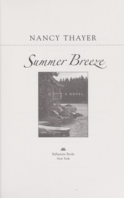 Cover of: Summer breeze