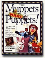 Cover of: The Muppets make puppets