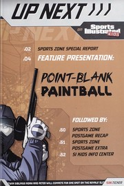 Cover of: Point-blank paintball