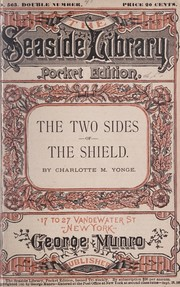 Cover of: The two sides of the shield | Charlotte M. Yonge