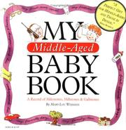 Cover of: My middle-aged baby book