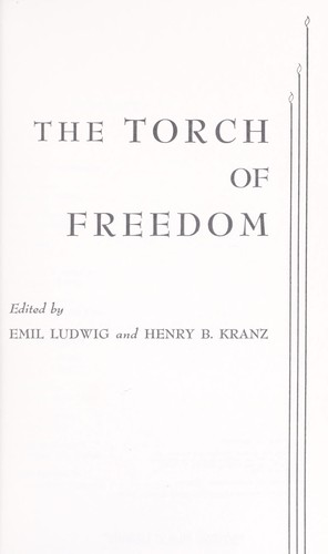 The torch of freedom