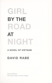 Cover of: Girl by the road at night