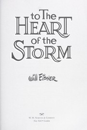 Cover of: To the heart of the storm
