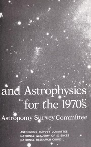 Astronomy and Astrophysics for the 1970s - Volume 2
