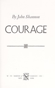 Cover of: Courage