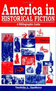 Cover of: America in historical fiction