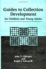 Cover of: Guides to collection development for children and young adults
