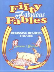 Cover of: Fifty fabulous fables: beginning readers theatre