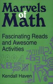 Cover of: Marvels of math: fascinating reads and awesome activities