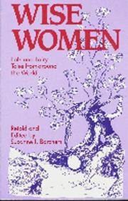 Cover of: Wise Women | Suzanne I. Barchers