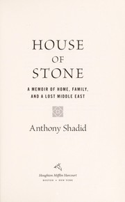 Cover of: House of stone