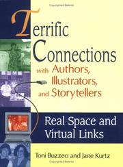 Cover of: Terrific Connections with Authors, Illustrators, and Storytellers: Real Space and Virtual Links