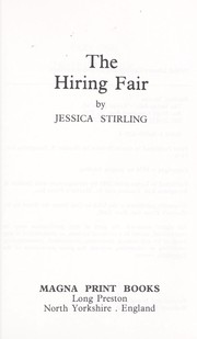 Cover of: The Hiring Fair: Stalker Trilogy 2