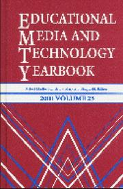 Educational media and technology yearbook, 2000 by