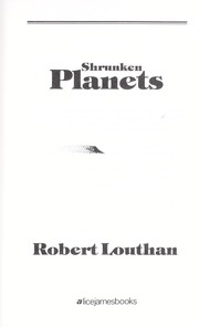 Cover of: Shrunken Planets