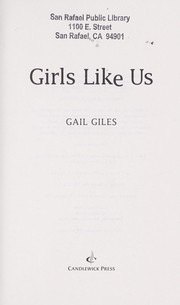 Cover of: Girls like us