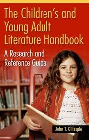 Cover of: The children's and young adult literature handbook