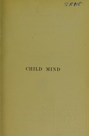 Cover of: Child mind
