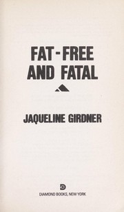 Cover of: Fat-free and fatal