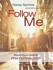 Cover of: Follow Me | Randy Sprinkle