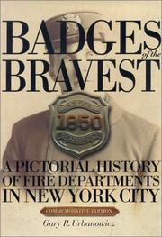 Cover of: Badges of the bravest | Gary R. Urbanowicz