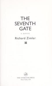 Cover of: The seventh gate | Richard Zimler