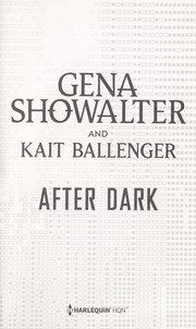 Cover of: After dark | Gena Showalter