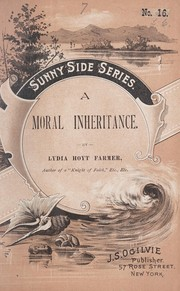 Cover of: A moral inheritance