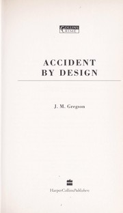 Cover of: Accident by Design