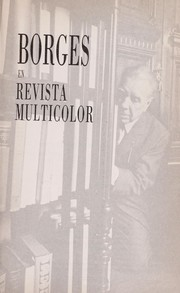 Cover of: Borges en Revista multicolor | Jorge Luis Borges