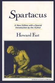 Cover of: Spartacus