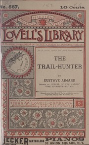 Cover of: The trail-hunter