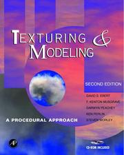 Cover of: Texturing and Modeling | David S. Ebert