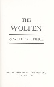Cover of: The Wolfen