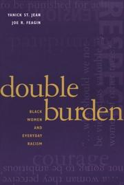 Cover of: Double Burden: Black Women and Everyday Racism