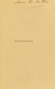 Cover of: An introduction to practical bacteriology